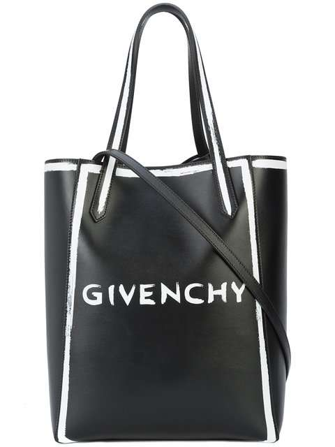 Givenchy グラフィティ ロゴ トートバッグ - Farfetch