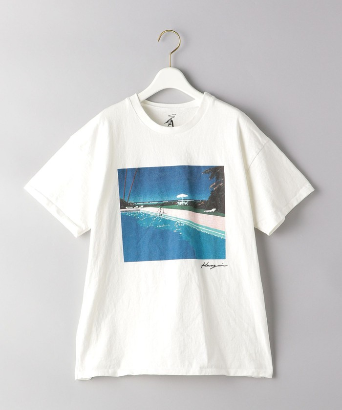 <HIROSHI NAGAI(ヒロシ ナガイ)>A LONG VACATION Tシャツ(503183978) | ユナイテッドアローズ(UNITED ARROWS) - MAGASEEK