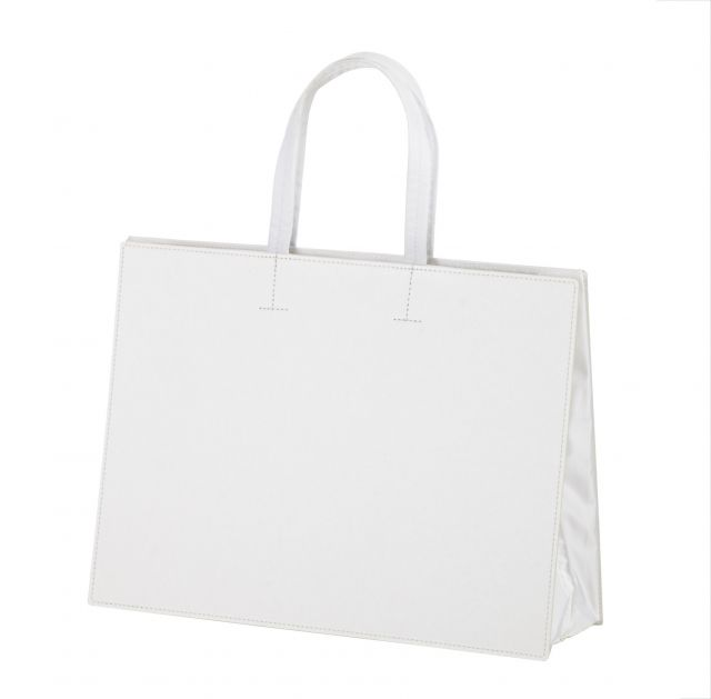 PATTA BAG A4 YOKO WHITE(PBA0804-W)