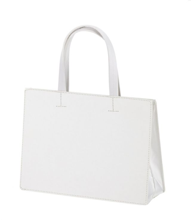PATTA BAG A5 YOKO WHITE(PBA0705-W)