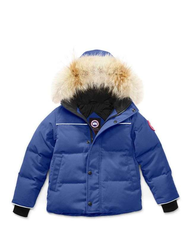 SNOWY OWL PARKA(2640400013-3060)|Outerwear|キッズ|キッズ|カナダグース (CANADA GOOSE) 日本公式サイト