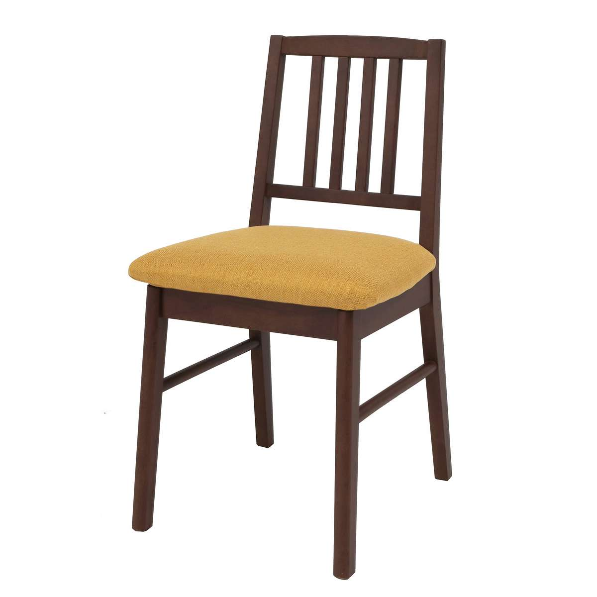 arenot|カフェ(北欧・モダン)BRASILIA Dining Chair yellow(ブラジリア ダイニングチェア イエロー)