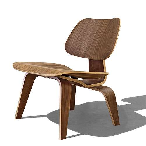 Herman Miller(ハーマンミラー) Eames Plywood Lounge Chair(LCW) ウォールナット【取寄品】[267LCWOU] | ダイニングチェア | チェアの通販「ヤマギワオンラインストア」